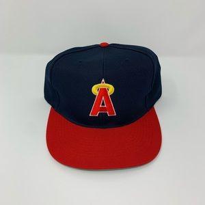 Vintage Deadstock Anaheim Angels Baseball SnapBack